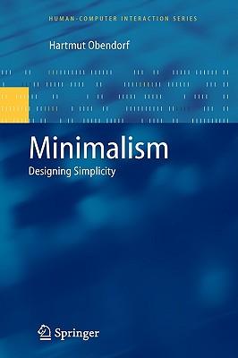 Minimalism By Obendorf, Hartmut